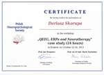 "QEEG, ERPs and Neurotherapy"" with Juri